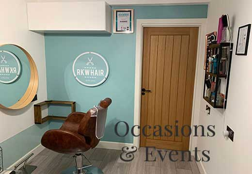 RKW Hair -Occasions & Events Gallery - Coming Soon